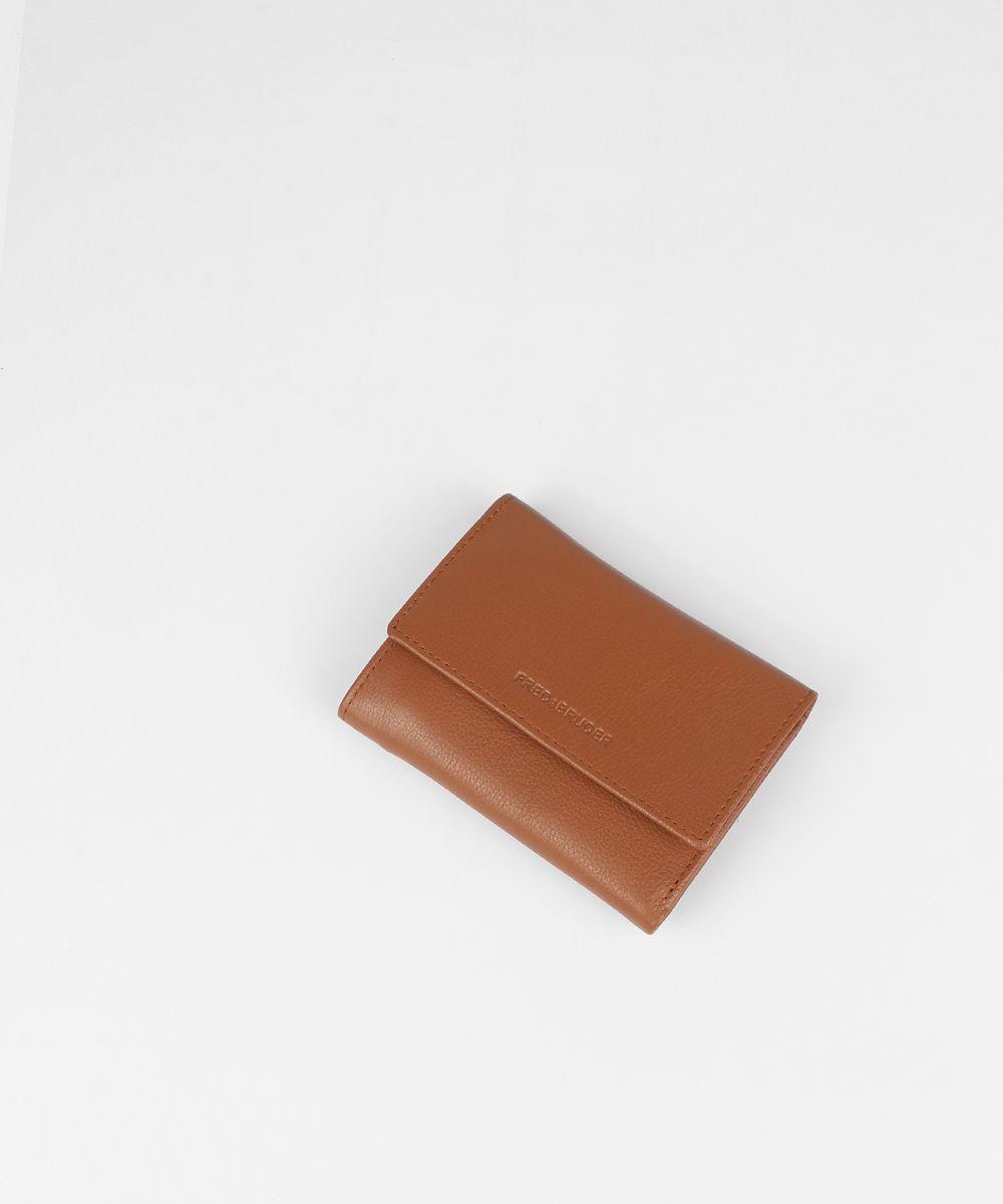 FREDsBRUDER Geldbörsen Wallet Kleene in Dark honey