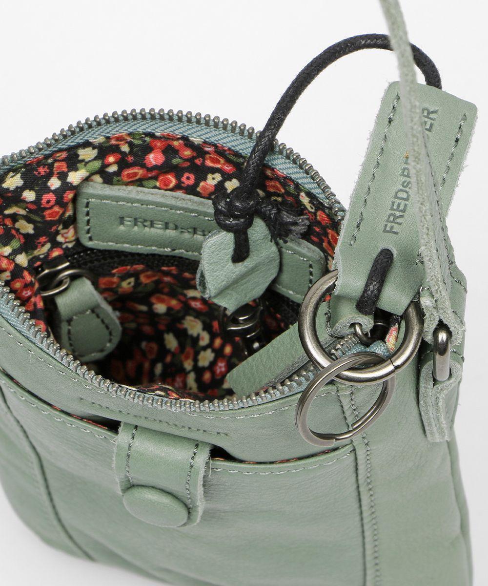 FREDsBRUDER Taschen Mobile Zip sea green
